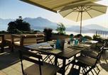 Location vacances  Province du Verbano-Cusio-Ossola - B&B Villa Rubino-3
