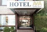 Hôtel Neutraubling - Avia Hotel-1