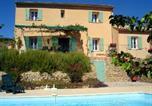 Location vacances Propiac - Villa in Faucon-1