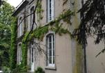 Hôtel Monhoudou - Manoir des Turets-1