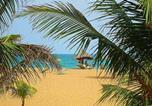 Hôtel Lomé - Hotel Village Vacances Awale Plage-3
