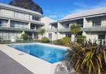 Location vacances Taupo - Affordable One Bedroom Apartment Lake Taupo C4-3