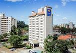Hôtel Joinville - Comfort Hotel Joinville-1