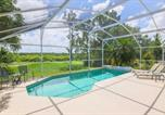 Location vacances Haines City - Serene Private Pool Home In Southern Dunes! Home-4