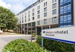 Hôtel Moritzburg - Akademiehotel Dresden-1
