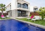 Location vacances Granja de Rocamora - Luxury Villa in Orihuela With Private Swimming Pool-1