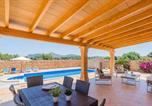 Location vacances Alcúdia - Villa Mestral-1