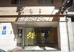 Hôtel Lugo - Hotel Metropol by Carris-3