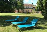 Hôtel Loubens-Lauragais - Villa Toscane - Atelier d'Artistes et B&B à 15mn de la rocade de Toulouse-2