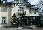 Hôtel Tannenberg - Parkhotel Waldschlösschen-1