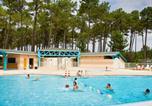 Camping avec Ambiance club Vielle-Saint-Girons - Camping Siblu Les Dunes De Contis - Funpass inclus-3