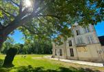 Location vacances Saint-Etienne-à-Arnes - Château de Courmelois Champagne Guest House-2