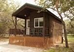 Villages vacances Del Mar - Pio Pico Camping Resort Two-Bedroom Cabin 12-1