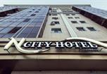 Hôtel Astana - Ncityhotel-4