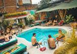 Hôtel Cali - Viajero Hostel Cali & Salsa School-1