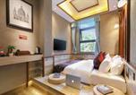 Hôtel Chongqing - Zou Qu Ye Travel Hotel-2