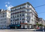 Hôtel Grenoble - Brit Hotel Suisse et Bordeaux - Centre Gare-2