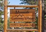 Location vacances Mammoth Lakes - Mammoth Gateway Village # 11-2
