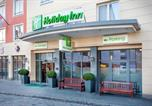 Hôtel Haundorf - Holiday Inn Nürnberg City Centre