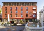Hôtel Bâle - Hotel Balade-4