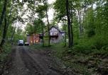 Location vacances Saint-Casimir - Les cabines Nordik des piles-4