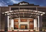 Hôtel Charlotte - Radisson Hotel Charlotte Airport-2