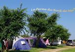 Camping avec Bons VACAF Graye-sur-Mer - Camping La Ferme du Bord de Mer-3