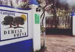 Villages vacances Minas de Riotinto - Camping Dehesa Nueva-2