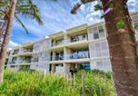Location vacances Rainbow Beach - Unit 206 Plantation, Rainbow Beach, Incredible Views, Top Floor, Ocean Facing-2