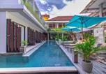 Hôtel Indonésie - Gemini Star Hotel-1