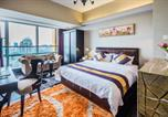Location vacances Guangzhou - Nuomo Grand Continental Service Apartments-Jinyuan-4
