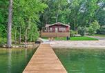 Location vacances Alexander City - Waterfront Lake Martin Home with Grill and Beach!-2