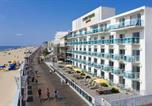 Hôtel Ocean City - Courtyard by Marriott Ocean City Oceanfront