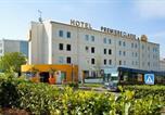 Hôtel Paris - Nord Villepinte - Premiere Classe Roissy - Aéroport Charles De Gaulle-1