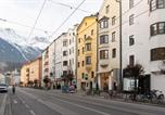 Location vacances Innsbruck - Basic Apartments downtown-2