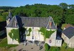 Hôtel Arleuf - Château de Poussignol-3