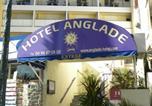Hôtel Bormes-les-Mimosas - Anglade Hotel-3