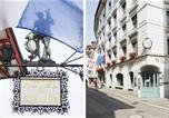 Hôtel Neuenkirch - Romantik Hotel Wilden Mann Luzern-3