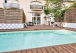 Location vacances Hostalric - Three-Bedroom Holiday Home in Tordera-1