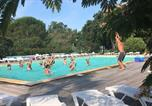 Camping avec Piscine couverte / chauffée Hendaye - Camping Espace Blue Ocean-1