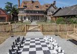 Location vacances  Eure - Le manoir des chevaux dorés-2
