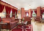 Hôtel Redding - Baymont by Wyndham Anderson-3