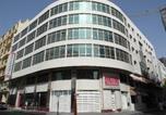 Hôtel Dubai - Al Jawhara Metro Hotel-1