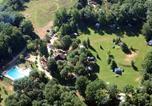 Camping avec Hébergements insolites Dordogne - Centre naturiste Terme d'Astor-3