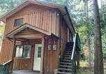 Hôtel Campbell River - Finn Bay, Lund Camp House Suite-1