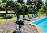 Location vacances Puylaurens - Independent cottage with swimming pool and tennis-4