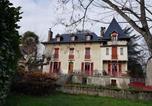 Hôtel Pau - Le Béarn sous les toits-1