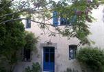 Location vacances Le Champ-Saint-Père - Gîte Saint-Cyr-en-Talmondais, 5 pièces, 6 personnes - Fr-1-426-320-1