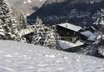 Hôtel Pied des pistes Drouzin-Le-Mont - Chalet-Hotel Starlight-1