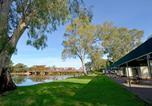Location vacances Renmark - Riverbend Caravan Park Renmark-1